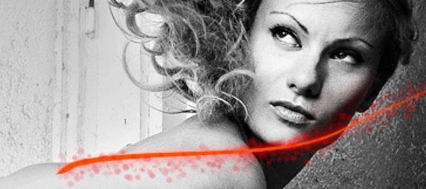 3D Ακτίνες Φωτός (Adobe Photoshop)