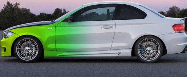 Χρωματίζοντας το Λευκό Αυτοκίνητο (Adobe Photoshop)