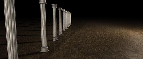 Δημιουργία Αρχαίου (Maxon Cinema 4D)