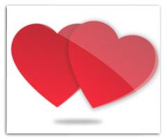 Δημιουργία Καρδιών (Αdobe Illustrator)