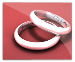 Wedding Ring (Cinema 4D)