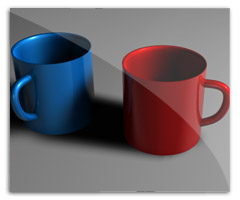 cup-creation in maxon cinema 4d