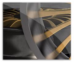 Δημιουργία Ζάντας αυτοκινήτου στο Cinema 4D