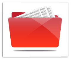 Folder Icon in Adobe Illustrator