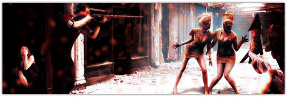 Silent Hill Photo Manipulation