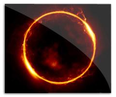 Solar Eclipse Effect in Adobe Photoshop CS5