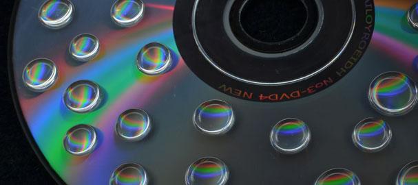 Φωτογράφιση Σταγόνων Επάνω σε ένα CD #1 | Μάθημα Φωτογραφίας