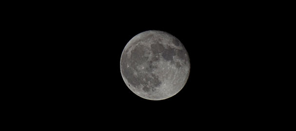 Φωτογράφιση της Σελήνης | Μάθημα φωτογραφίας