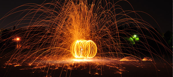 Spark in The Dark Photography | Μάθημα φωτογραφίας