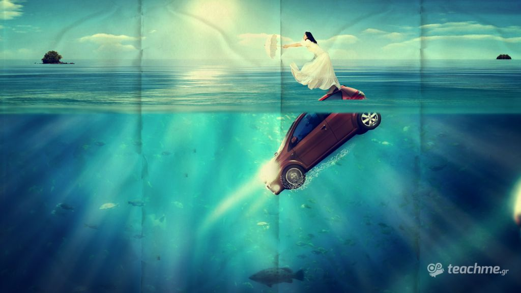Water By All Means Photo Manipulation