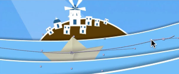 Vacations in Greece Video Animation Part 2 (Adobe After Effects)