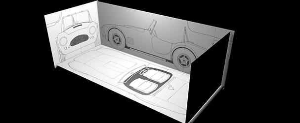 Δημιουργία Αυτοκινήτου Μέρος 1ο (Maxon Cinema 4D)