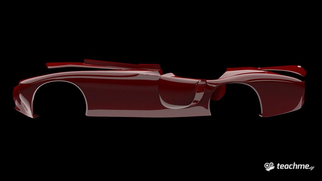 Δημιουργία 3D αυτοκινήτου
