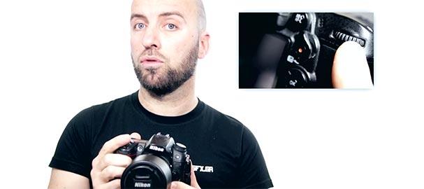 μάθημα φωτογραφίας - εστίαση