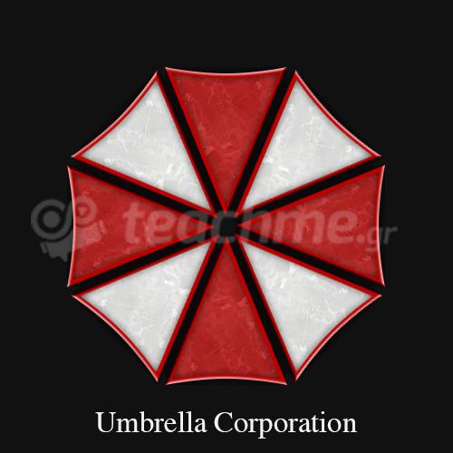 Δημιουργία Λογοτύπου στο Photoshop - The Umbrella Corporation Logo