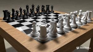 Chess Project - Μάθημα Cinema 4D