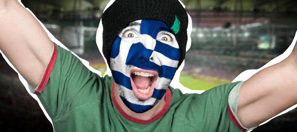 Σημαία στο Πρόσωπο - Μάθημα Photoshop