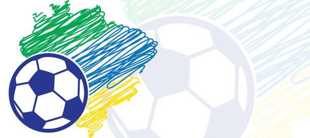 Καλλιτεχνικός Ποδοσφαιρικός Χάρτης - Illustrator