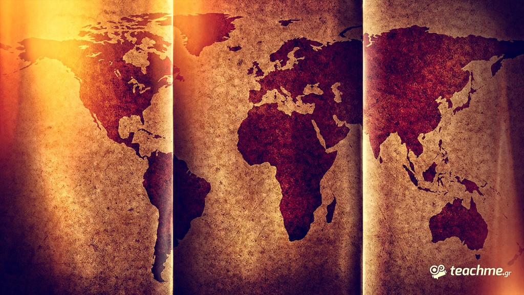 Διπλωμένος Χάρτης | Μάθημα Photoshop (Χρήση & του onOne Perfect Effects)