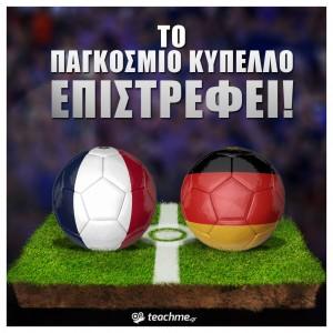 Ποδοσφαιρικό κομμάτι | Μάθημα Photoshop