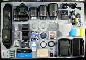 Ο δεκάλογος του σωστού επαγγελματία φωτογράφου | Συντήρηση Εξοπλισμού | © Rik Ruff