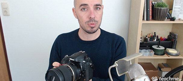 To Σωστό Κράτημα της Φωτογραφικής Μηχανής