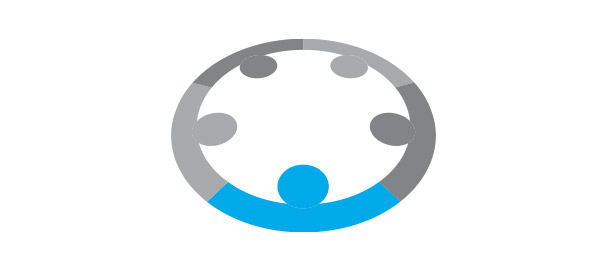 Δημιουργία 3D Πολύπλοκου Λογότυπου στο Illustrator (teachme.gr)