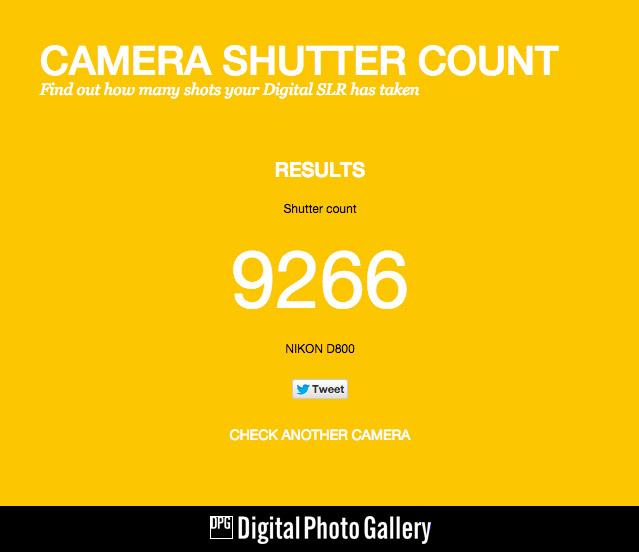 """Ανακαλύψτε το """"κοντέρ"""" του Κλείστρου!   Μάθημα Φωτογραφίας   Ο ακριβής αριθμός λήψεων της D800"""
