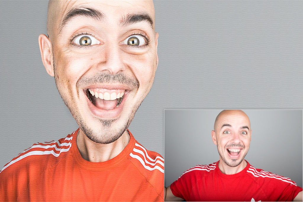 Δημιουργία Καρικατούρας στο Photoshop