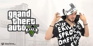 Grand Theft Auto Δημιουργίες στο Photoshop!
