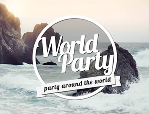 World Party Animation #3