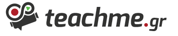www.teachme.gr Mobile Logo