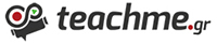 www.teachme.gr Sticky Logo
