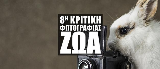 8η Κριτική Φωτογραφίας – Ζώα