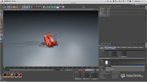 Δημιουργία 3D Παπουτσιών στο Cinema 4d