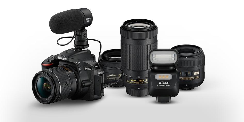Review της Nikon D5600
