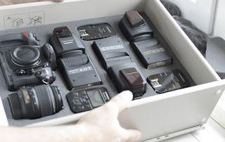 Δημιουργία Φωτογραφικού Συρταριού - Μάθημα Φωτογραφίας