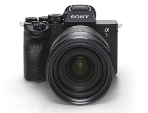 Η Sony παρουσιάζει την A7R IV