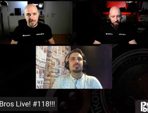 PhotoBros Live! #118